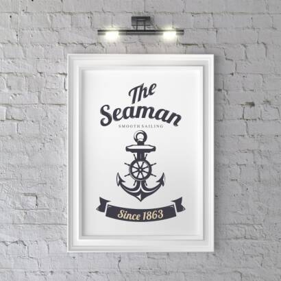 Plakat The Seaman  A